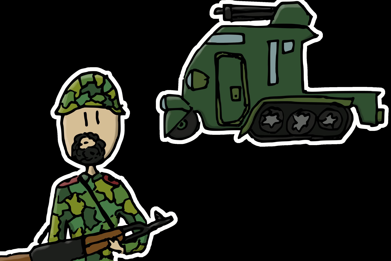 Armoured Tuk